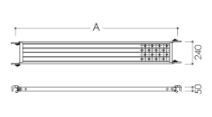 アルインコ_鋼製足場板(W=240)
