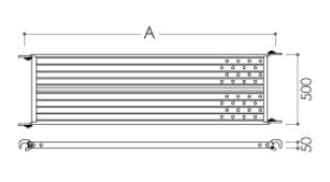 アルインコ_鋼製足場板(W=500)