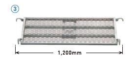 信和_踏板(405mm幅)_SDBD-4012